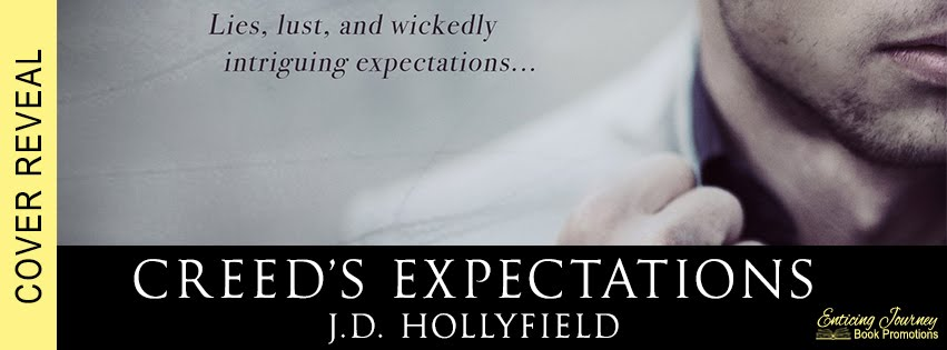 Creed's Epectations by J.D. Hollyfield Cover Reveal