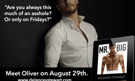 Mr. Big by Delancey Stewart Teaser Reveal