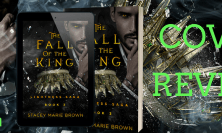 The Fall of the King by Stacey Marie Brown Cover Reveal