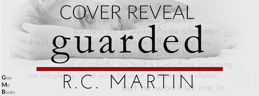 Guarded by R.C. Martin Cover Reveal