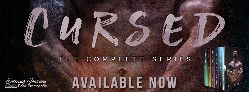 Cursed by T.H. Snyder Box Set Release Blitz