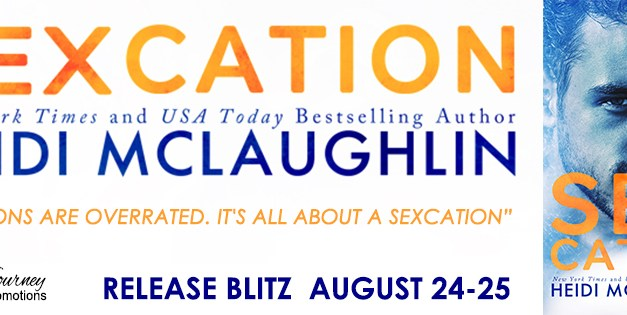Sexcation by Heidi McLaughlin Release Blitz