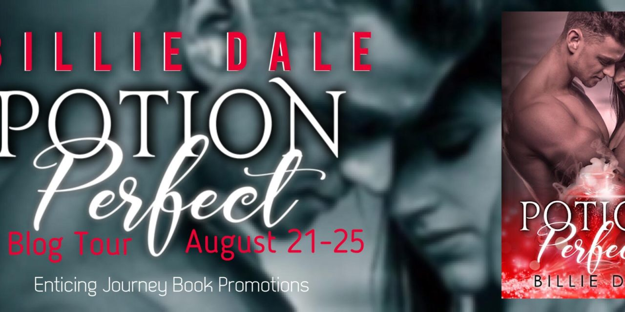 Potion Perfect by Billie Dale Blog Tour