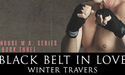 Black Belt In Love by Winter Travers Cover Reveal