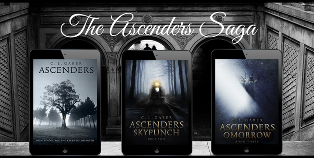 The Ascenders Saga by C. L. Gaber Teaser Tour