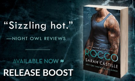 Rocco by Sarah Castille Release Boost