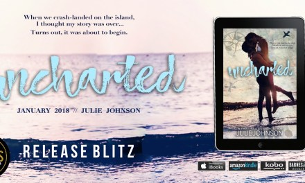 Uncharted by Julie Johnson Release Blitz