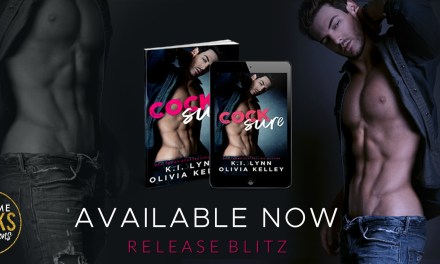 Cocksure by K.I. Lynn & Olivia Kelley Release Blitz