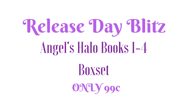 Angel's Halo Boxset by Terri Anne Browning Release Day Blitz