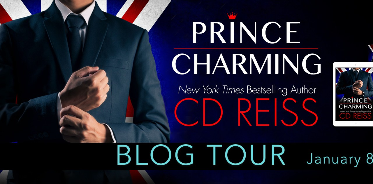 Prince Charming by C.D. Reiss Blog Tour