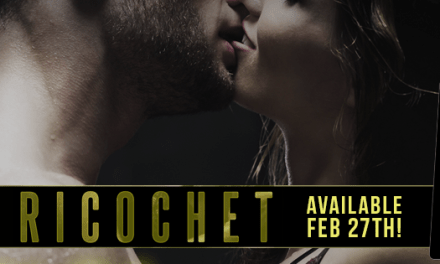 Delta: Ricochet by Cristin Harber Cover Reveal