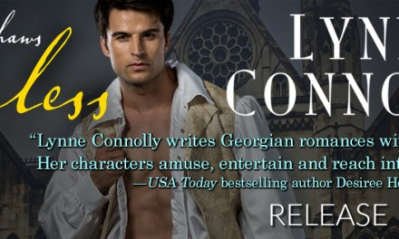 Sinless by Lynne Connolly Release Blitz