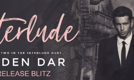 Interlude by Auden Dar Release Blitz