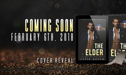 The Elder by Celia Aaron Cover Reveal