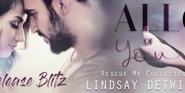 All of You by Lindsay Detwiler Release Blitz