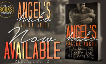 Angel's Halo: Fallen Angel by Terri Anne Browning Release Blitz