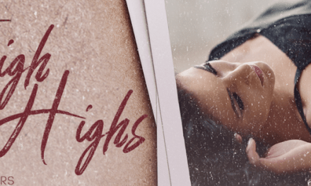 Thigh Highs by Katia Rose Cover Reveal