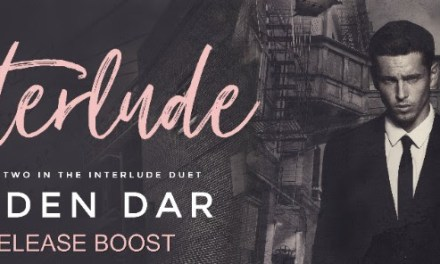 Interlude by Auden Dar Release Boost