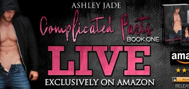 Complicated Pacts by Ashley Jade Release Blitz