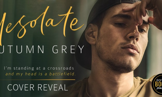 Desolate (Grace Trilogy #1) by Autumn Grey Cover Reveal