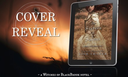 The Sisters of Salem by Tish Thawer Cover Reveal