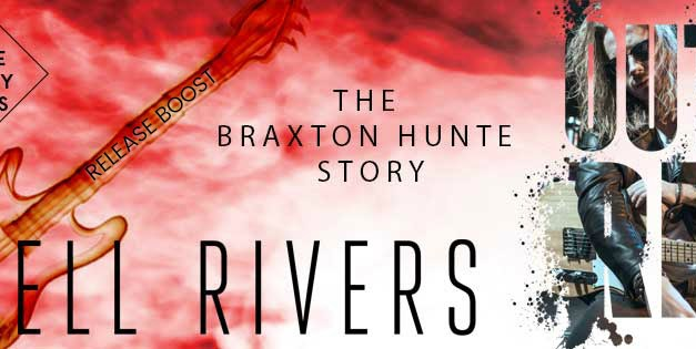 Out of the Red by Arell Rivers Release Boost