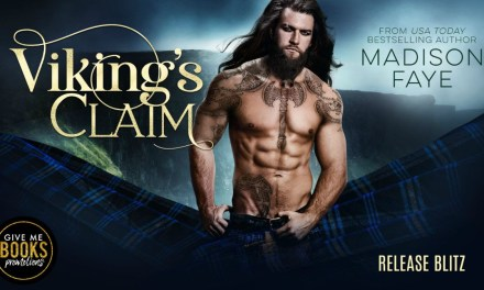 Viking's Claim by Madison Faye Release Blitz