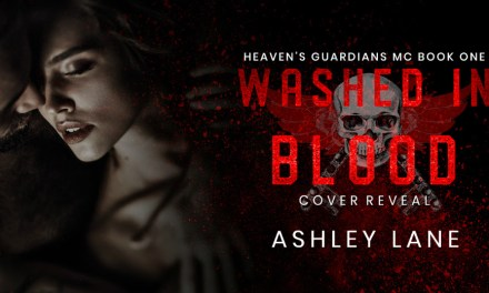 Washed in Blood by Ashley Lane Cover Reveal
