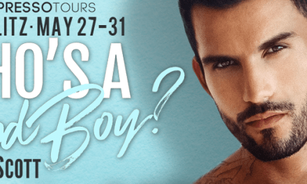 Who's a Good Boy by  Ada Scott Release Blitz