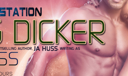 Big Dicker by K.C. Cross / J.A. Huss Cover Reveal