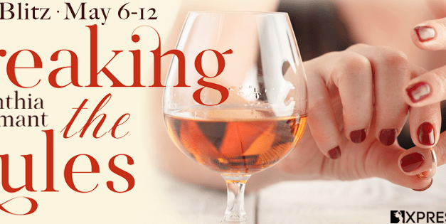 Breaking the Rules by Tinthia Clemant Release Blitz