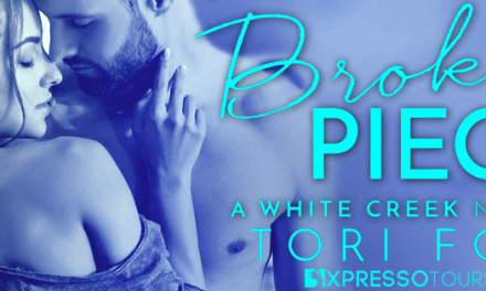 Broken Pieces by Tori Fox Cover Reveal