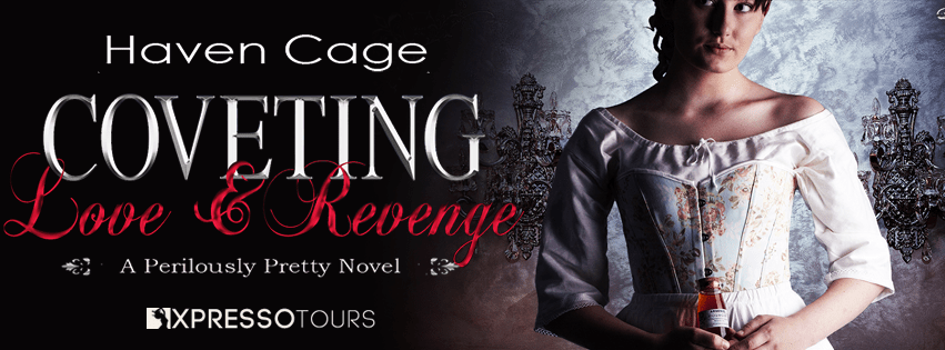 Coveting Love & Revenge by Haven Cage Cover Reveal
