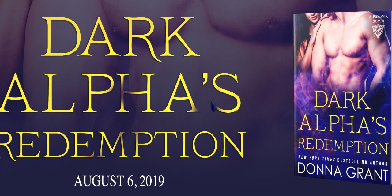 Dark Alpha by Donna Grant Cover Reveal