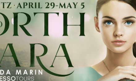 North to Nara by Amanda Marin Release Blitz