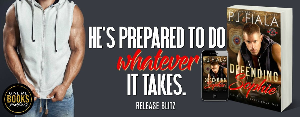 Defending Sophie by P.J. Fiala Release Blitz