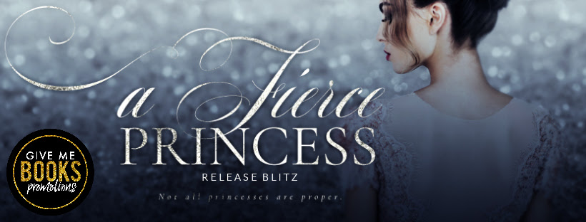 A Fierce Princess by S.E. Rose Release Blitz
