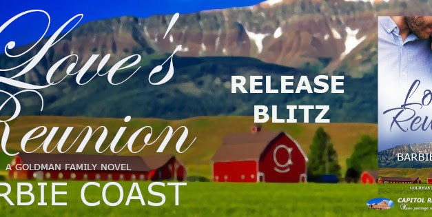Love'e Reunion by Barbie Coast Release Blitz