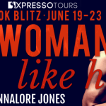 A Woman Like Her by Hannalore Jones Book Blitz