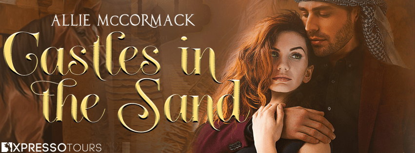 Castle in the Sandy by Allie McCormack Cover Reveal