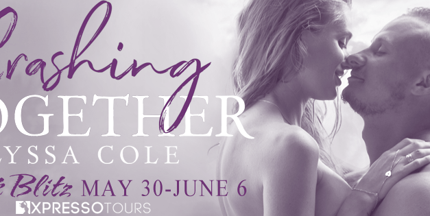 Crashing Together by Lyssa Cole Release Blitz