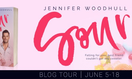 Sour by Jennifer Woodhull Blog Tour
