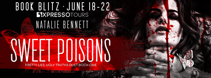 Sweet Poisons by Natalie Bennett Book Blitz