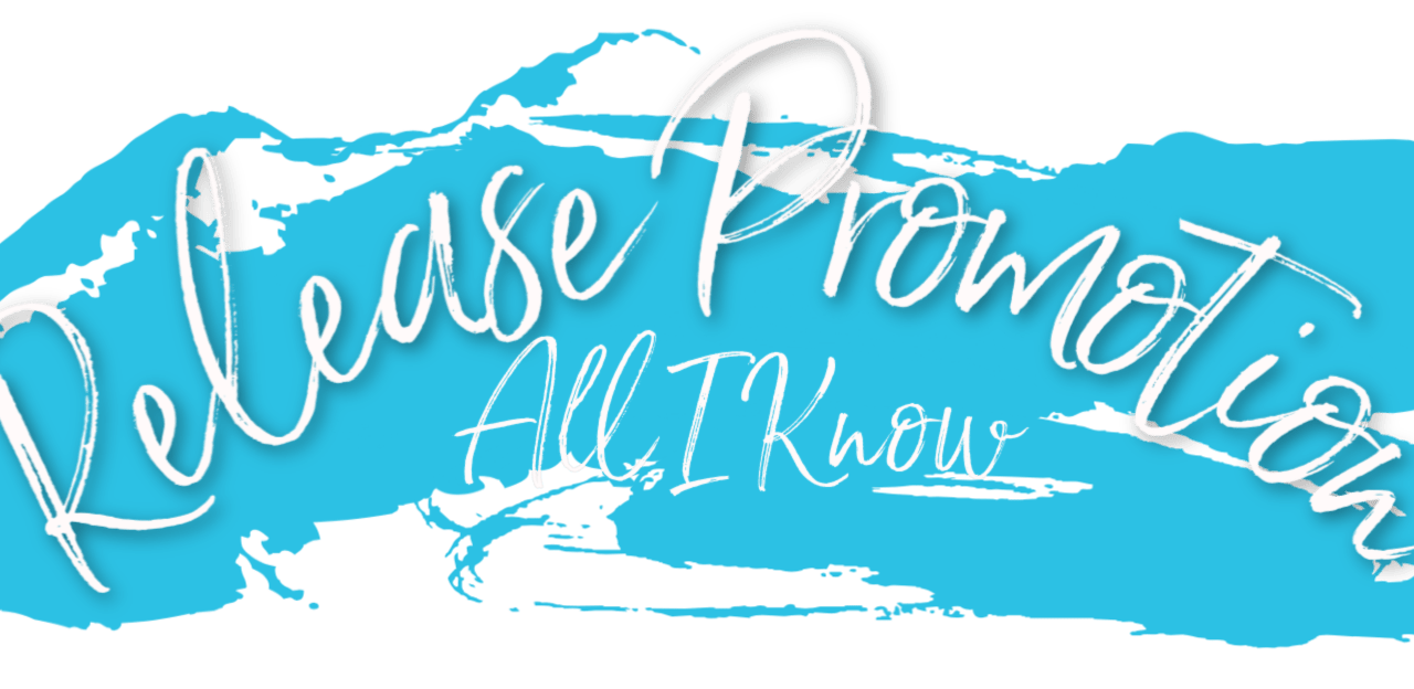 All I Know by Tamara Lush Release Blitz
