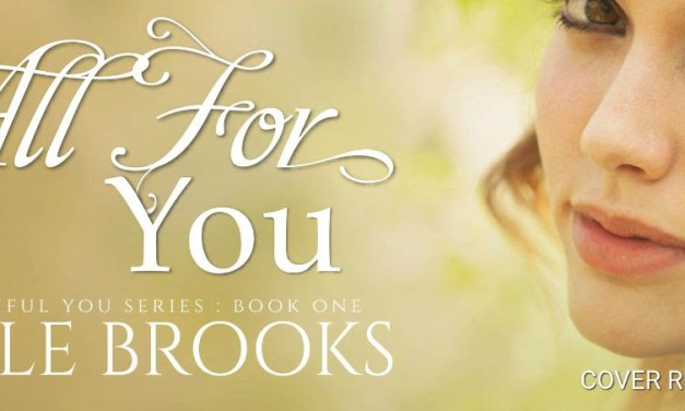 All for You by Belle Brooks Cover Reveal