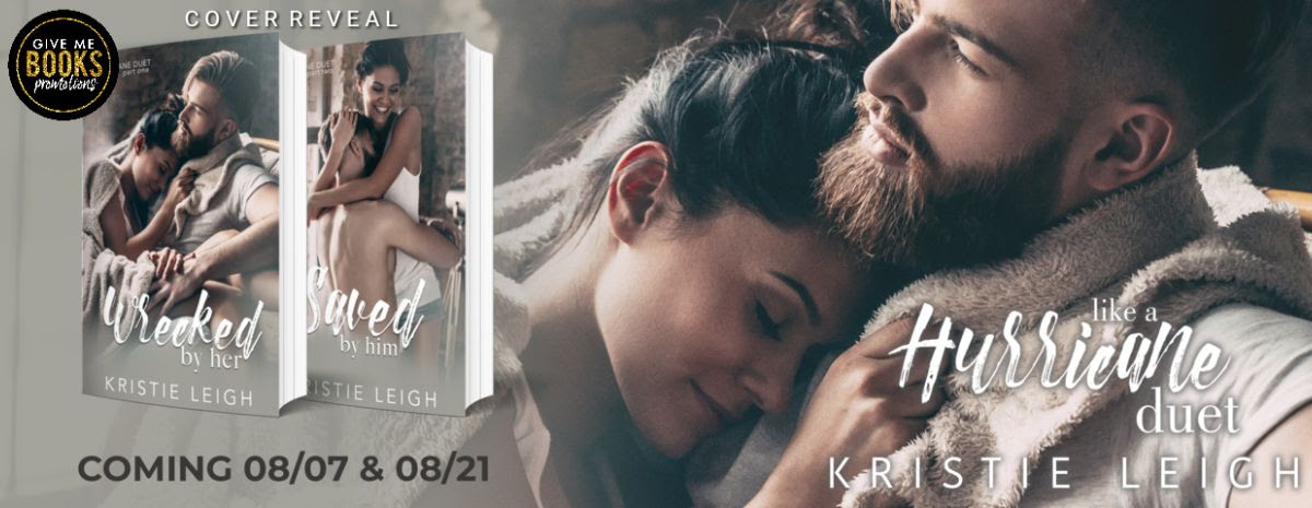 Like a Hurricane Duet by Kristie Leigh Cover Reveal