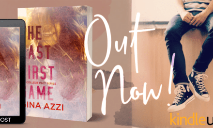 The Last First Game by Gina Azzi Release Boost