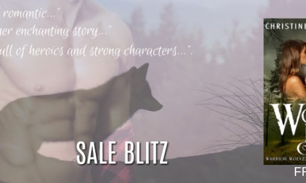Wolf Kiss by Christine DePetrillo Sales Blitz