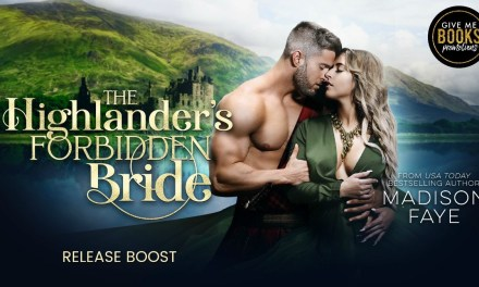 The Highlander's Forbidden Bride by Madison Faye Release Boost