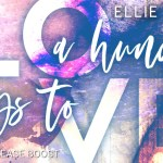 A Hundred Ways to Love by Ellie Wade Release Boost